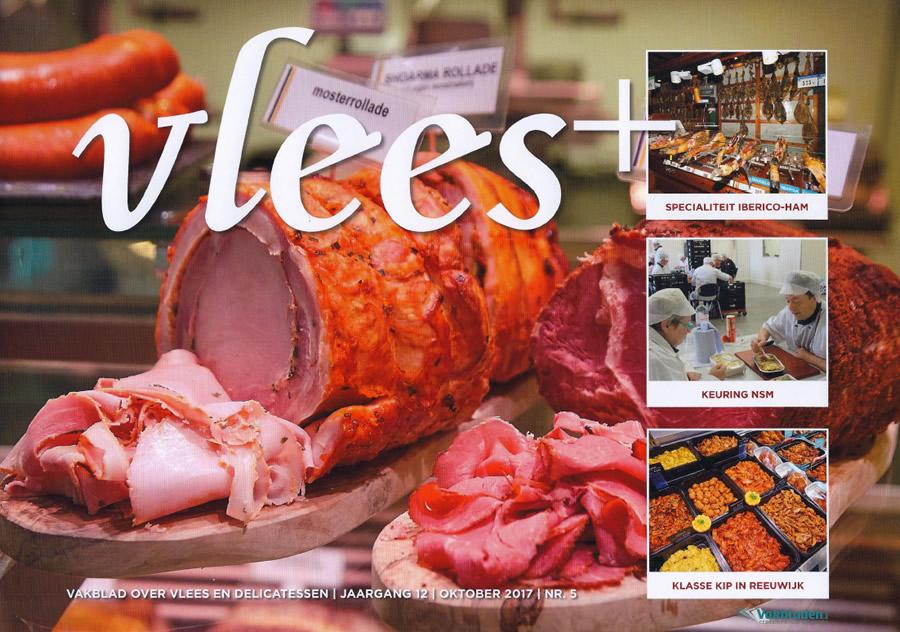 Vlees Magazine okt 2017 ALLES KOMT HIER UIT DE BUURT