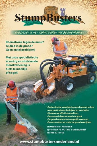 Stumpbusters Nederland B.V.