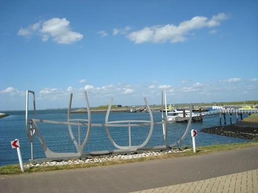 Kunstwerk Haven Wemeldinge