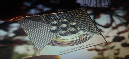 16 april Bedrijvenbezoek leden MKB Wemeldinge aan Luximprint
